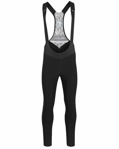 Assos Mille GT Ultraz Winter Bib Tights black Series M