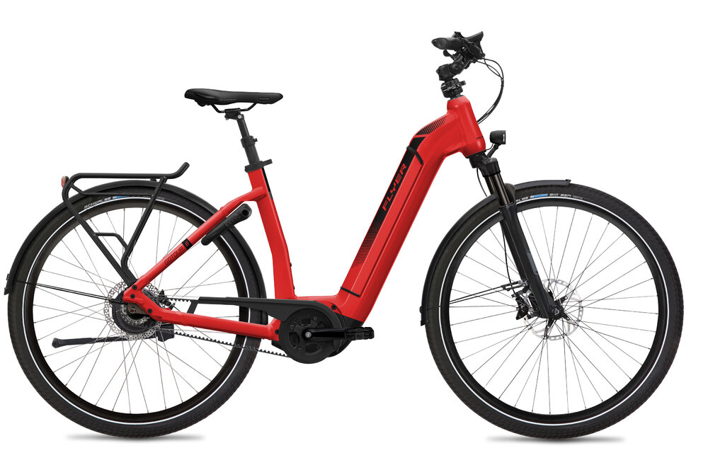 FLYER 20 Gotour6 7.70 Comf L Red