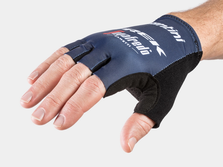 Glove Santini Trek-Segafredo Team Large Dark Blue